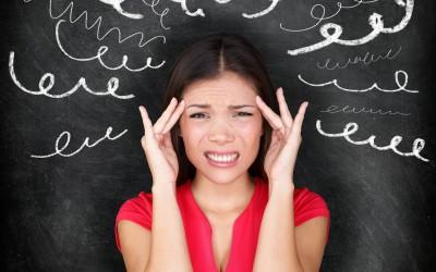 Hvor på stressskalaen er du?